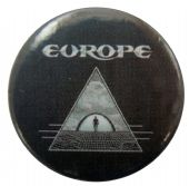 Europe - 'Walk the Earth' Button Badge